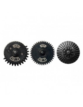 Rocket SHS 18:1 CNC Gear Set
