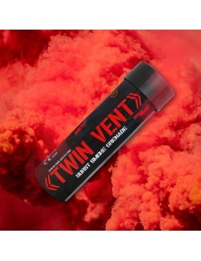 Burst Twin Vent Smoke Grenade