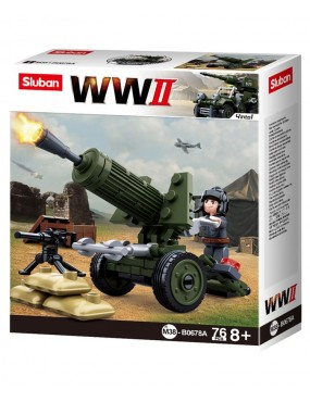 Sluban Anti Aircraft Gun - B0678A
