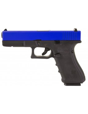 Raven EU17 G17 Gen4 Two Tone Blue/Black