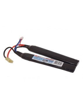 VP Airsoft 7.4V 1450mAh 25C/50C Cranestock LiPO Battery