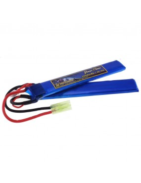 Giant Power 7.4V 1300mAh 15C/30C LiPO Airsoft Crane Stock...