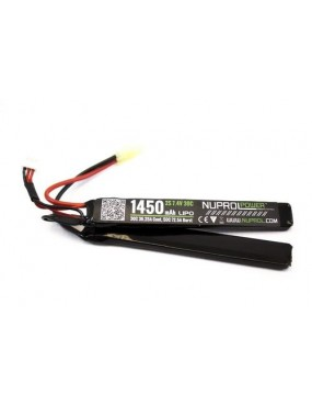 Nuprol Power 7.4v 1450mAh 30C Crane Stock Battery