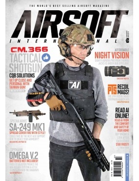 Airsoft International Magazine Volume 16 Issue 7