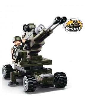 Sluban B0587E Artillery