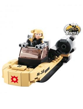 Sluban B0587H Assault Boat