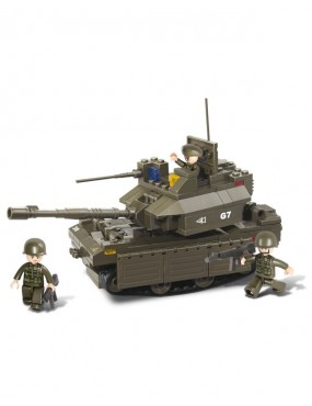 Sluban B0287 Battle Tank