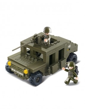 Sluban B0297 Armoured Vehicle