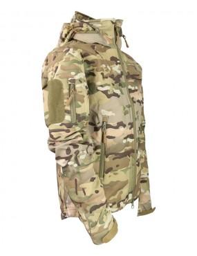 Kids Patriot Soft Shell Jacket - BTP