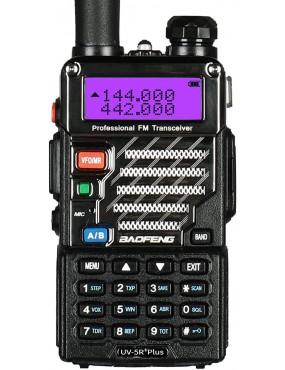 Baofeng UV-5R+ UHF/VHF Transceiver 2 Way Radio