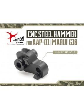 Action Army AAP-01 & Tokyo Marui GLK 18 CNC Steel Upgrade...