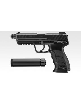Tokyo Marui HK45 Tactical Black GBB Airsoft Pistol