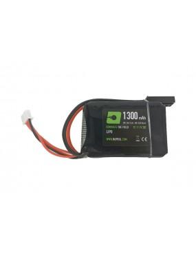 Nuprol Power 11.1v 1300mAh PEQ Micro Lipo Battery