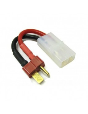 Mini Tamiya to Deans Convertor Cable