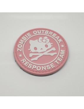 Zombie Outbreak Response Team PVC Patch