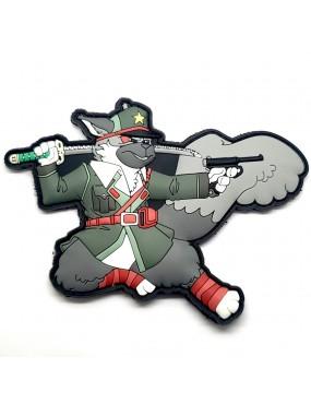 HIWEZ Japanese WW2 Squirrel PVC Patch