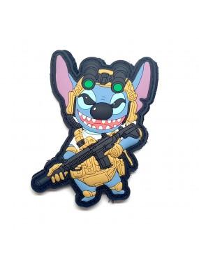 Tactical Stitch PVC Patch