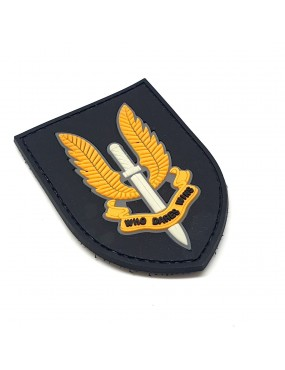 Who Dares Wins PVC Patch