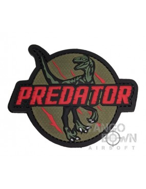 Predator Raptor PVC Patch