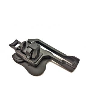 DTD MK23 SSX-23 Rapid Retention Holster - Black