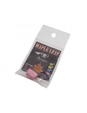 Maple Leaf Autobot Hop Rubber Bucking 75° Degree