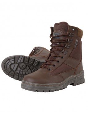 Patrol Boot - MOD Brown