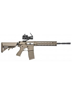 G&G Armament Combat Machine CM16 R8-L Desert