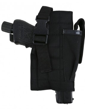 Molle Pistol Gun Holster with Mag Pouch