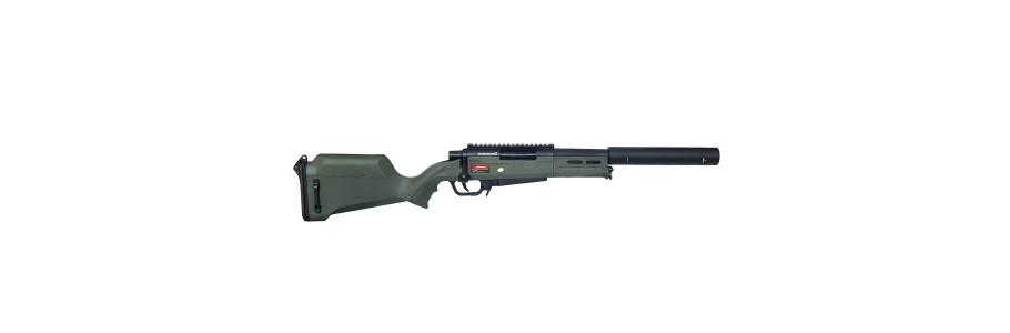 Sniper Rifles