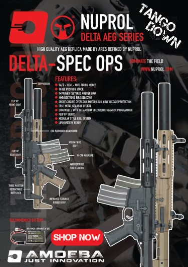 Nuprol Delta Spec-Ops Honey Badger