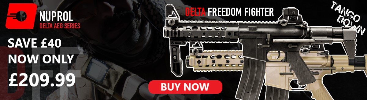 Nuprol Delta Freedom Fighter