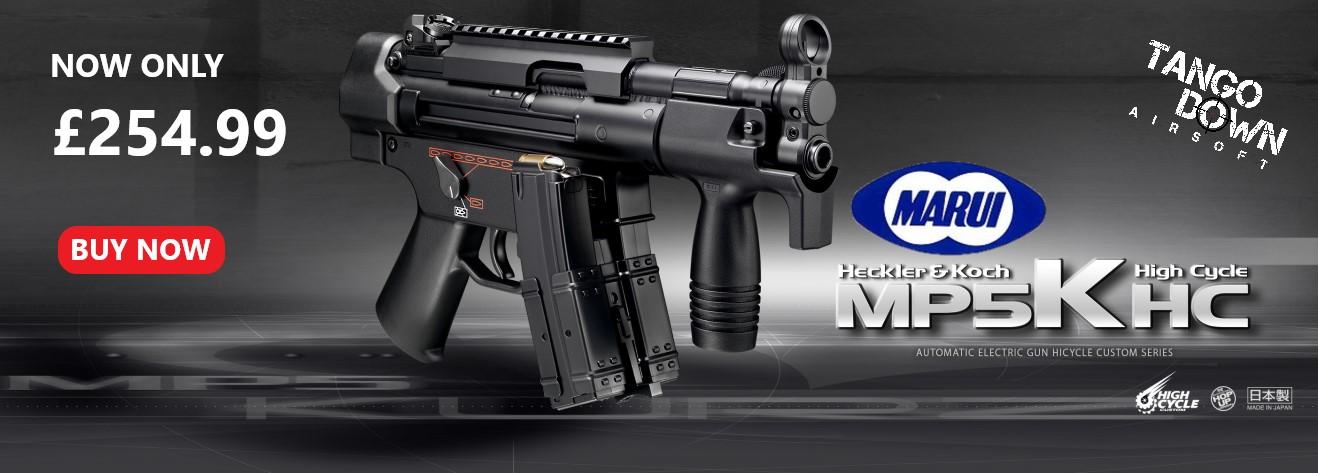Tokyo Marui MP5K High Cycle AEG
